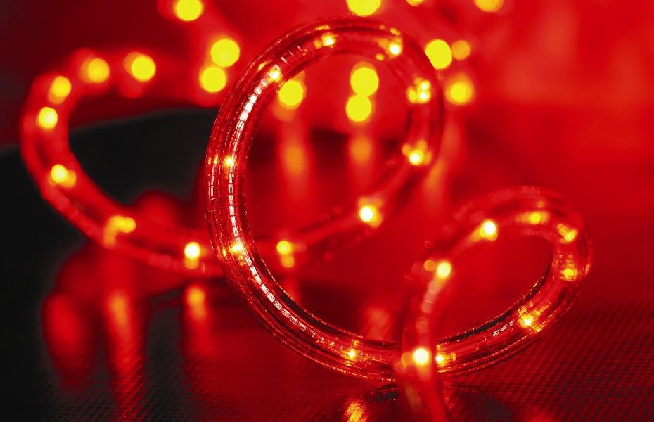 Χριστουγεννιάτικος Φωτοσωλήνας LED 10m με Προγράμματα (LEDTUBE3-10MR)