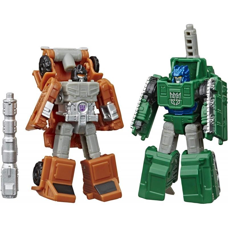 Hasbro Transformers Generations Wfc Micromaster (Bombshock K Decepticon Growl) (E7119)