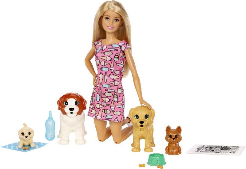 Barbie & Τα Σκυλάκια (FXH08)