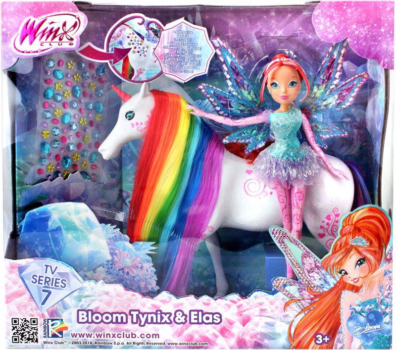 Winx Bloom Tynix & Elas (WNX49010)