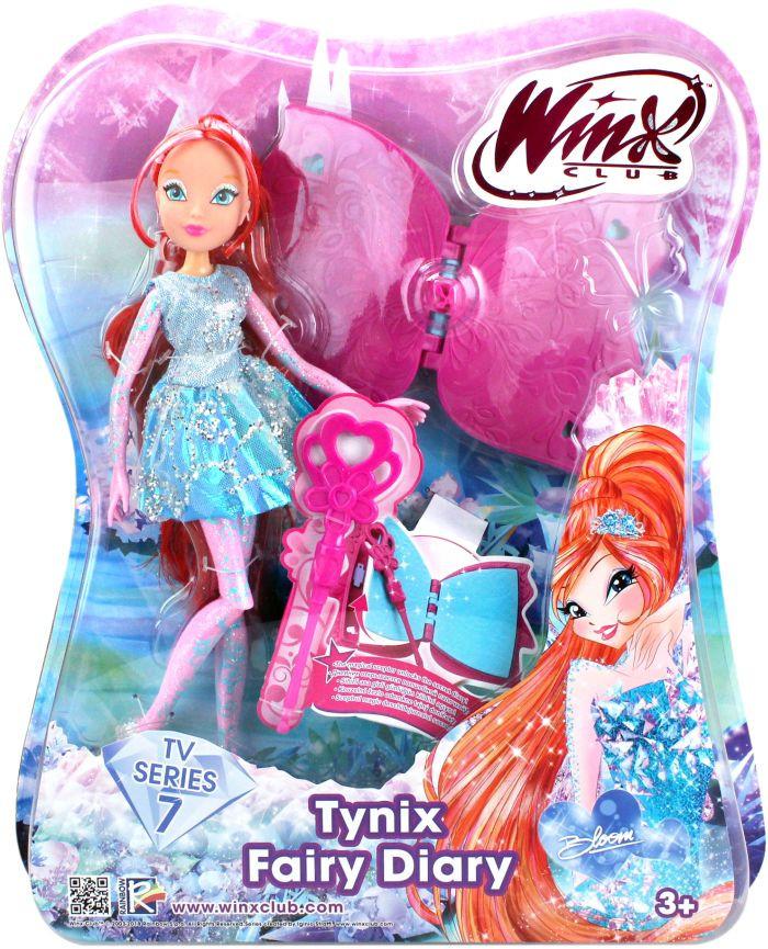 Winx Fairy Diary (WNX48010)