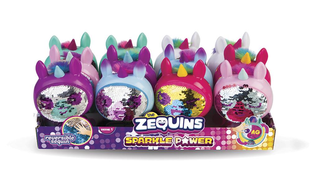 Zequins Ζωάκια Sparkle Power (THE04000)