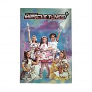 Miracle Tunes Τετράδιο 17x25 (335-25400)