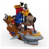 Fisher-Price Imaginext - Πειρατικό Καράβι, Καρχαρίας DHH61