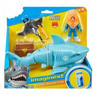 Fisher-Price Imaginext - Καρχαριο-Όχημα Με Δύτη GKG78