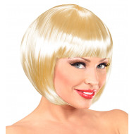 """BLONDE CHANEL WIG"" in polybag"