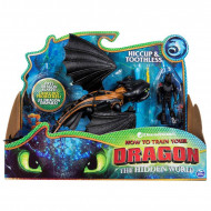 Spin Master - How to Train Your Dragon - Dragon & Viking - Hiccup & Toothless (20103709)