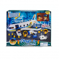 Pinypon Action - Αεροπλάνο & 2 Φιγούρες