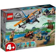 Lego Jurassic World Velociraptor Plane Chase (75942)