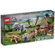 Indominus Rex vs. Ankylosaurus (75941)