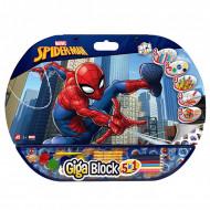 Σετ Ζωγραφικής Giga Block 5 σε 1 Spiderman (1023-62723)