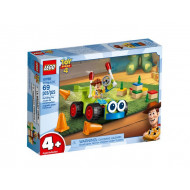 LEGO TOY STORY WOODY & RC (10766)