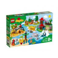 LEGO DUPLO WORLD ANIMALS (10907)