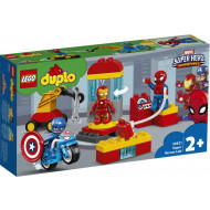 LEGO Duplo Super Heroes Lab (10921)