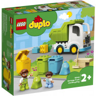 10945 DUPLO Φορτηγά απορριμμάτων και ανακύκλωση V29