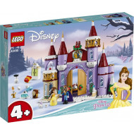 LEGO Disney Princess Belle's Castle Winter Celebration (43180)
