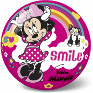 DISNEY ΜΠΑΛΑ MINNIE SMILE 14CM(2982)