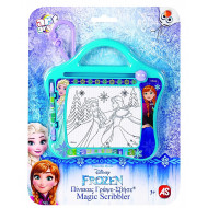 Πίνακας Γράψε - Σβήσε Frozen Travel