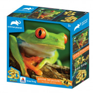 3DΠαζλ48 Animal Planet – Tree Frog