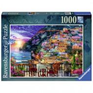 Παζλ 1000 τεμ. Ποσιτάνο, Ιταλία (jh1-15263)