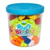 Τουβλάκια Blocks 75τμχ (6632-2)