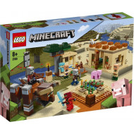LEGO Minecraft The Illager Raid (21160)