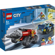 LEGO City Police Driller Chase (60273)