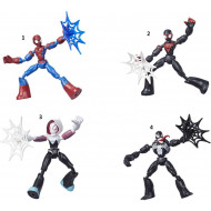 Spiderman Bend N Flex Figure-4 Σχέδια (E7335)