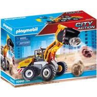 Μεγέθυνση Φωτογραφίας Από 5 Ετών και πάνω Playmobil Φορτωτής (70445)