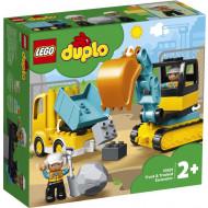 LEGO Duplo Truck & Tracked Excavator (10931)
