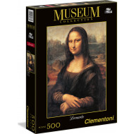 Clementoni Leonardo da Vinci: Cioconda 500pcs (30363)