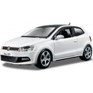 BURAGO VW POLO GTI MARK 5 PLUS 1/24 ΛΕΥΚΟ (21059)
