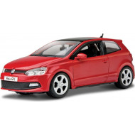 BURAGO VW POLO GTI MARK 5 PLUS 1/24 ΚΟΚΚΙΝΟ (21059)