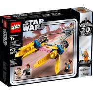 LEGO Star Wars Anakin'S Rodracer – 20Th Anniversary Edition (75258)