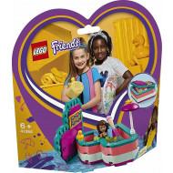 Lego Friends: Καλοκαιρινό Κουτί-Καρδιά της Άντρεα (41384)