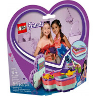 Lego Friends: Emma's Summer Heart Box (41385)