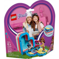 Lego Friends: Olivia's Summer Heart Box (41387)