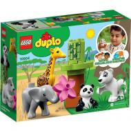 Lego Duplo: Μωρά Ζωάκια (10904)