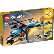 Lego Creator Ελικόπτερο με Δύο Έλικες (31096)