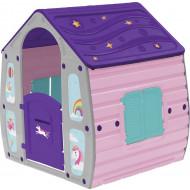 STARPLAST Unicorn Magical House