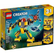 LEGO Creator Υποβρύχιο Ρομπότ (31090)