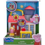 PEPPA PIG ΣΕΤ ΠΑΙΧΝΙΔΙΟΥ ΜΙΚΡΑ ΜΕΡΗ (Firehouse) (PPC55210)