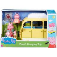 Το οχημα για ΚΑΜΠΙΝΓΚ της Peppa (PPC46000)