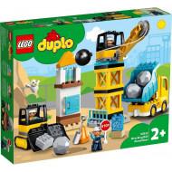 LEGO Duplo 10932 Wrecking Ball Demoliton