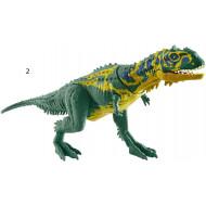 Mattel Jurassic World Sound Strike Triceratops Δεινόσαυρος Με Κινούμενα Μέλη Και Ήχους
