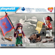 PLAYMOBIL Play & Give Ήρωες 1821 (70761)