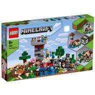LEGO MINECRAFT ΤΟ ΚΟΥΤΙ ΓΙΑ ΚΑΤΑΣΚΕΥΕΣ 3.0 (#21161)