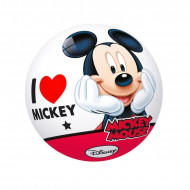DISNEY ΜΠΑΛΑ MAD ABOUT MICKEY 14CM (2746)
