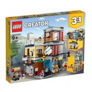 LEGO CREATOR TOWNHOUSE PET SHOP & CAFE (31097)
