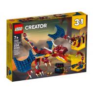 LEGO CREATOR FIRE DRAGON (31102)